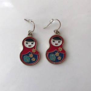 Russian Doll Earrings Forever 21